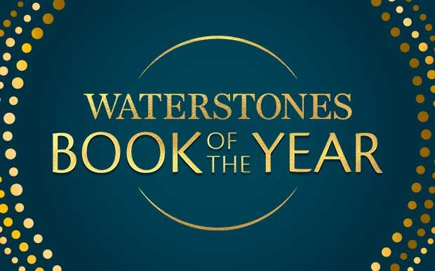 WATERSTONES BOOK OF THE YEAR